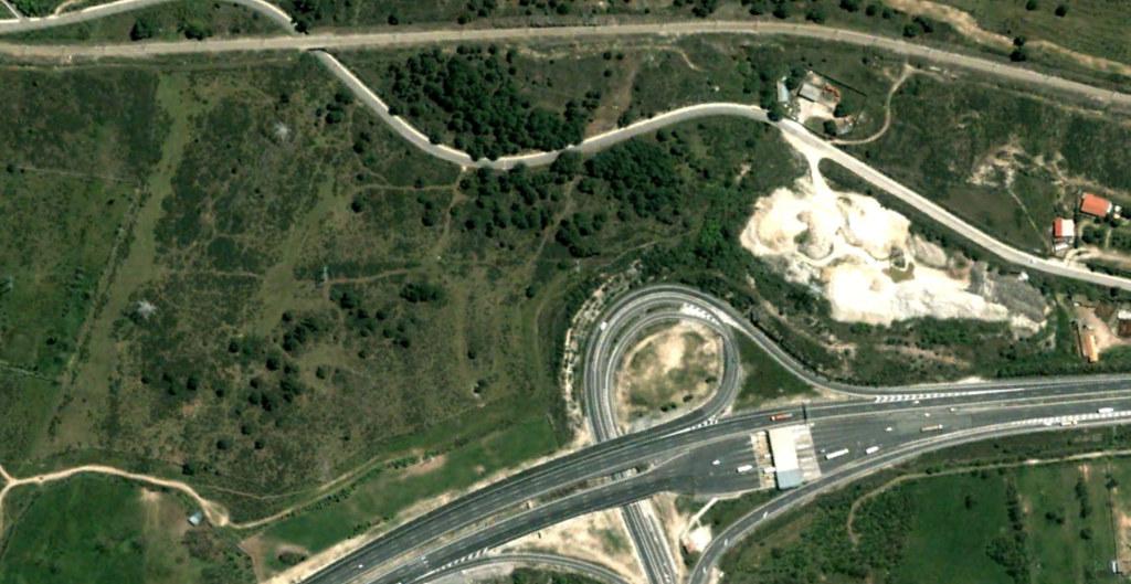 la estación del espinar, segovia, aquí veníais facinerosos, antes, urbanismo, planeamiento, urbano, desastre, urbanístico, construcción