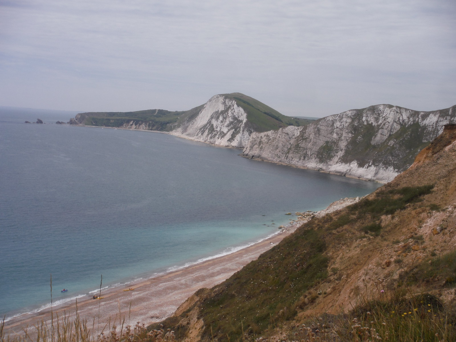 Worbarrow Bay to Mupe Bay SWC Walk 54 - Lulworth Cove Circular (via Tyneham and Durdle Door)