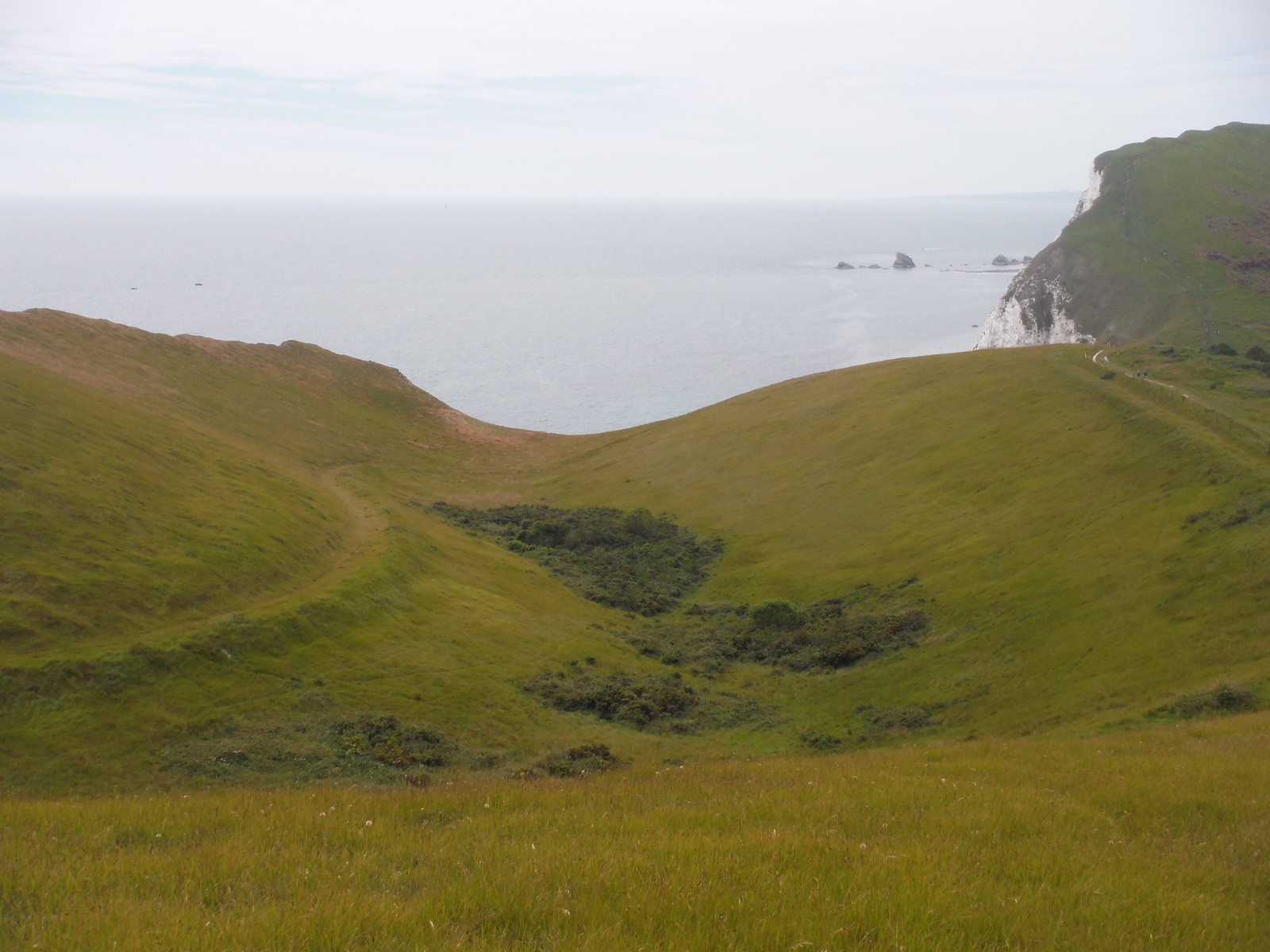 Halcombe Vale SWC Walk 54 - Lulworth Cove Circular (via Tyneham and Durdle Door)