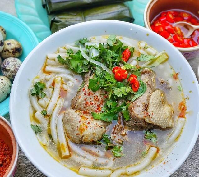 Phượt Đà Nẵng - Top 10 quán bánh canh ăn là thích mê 25