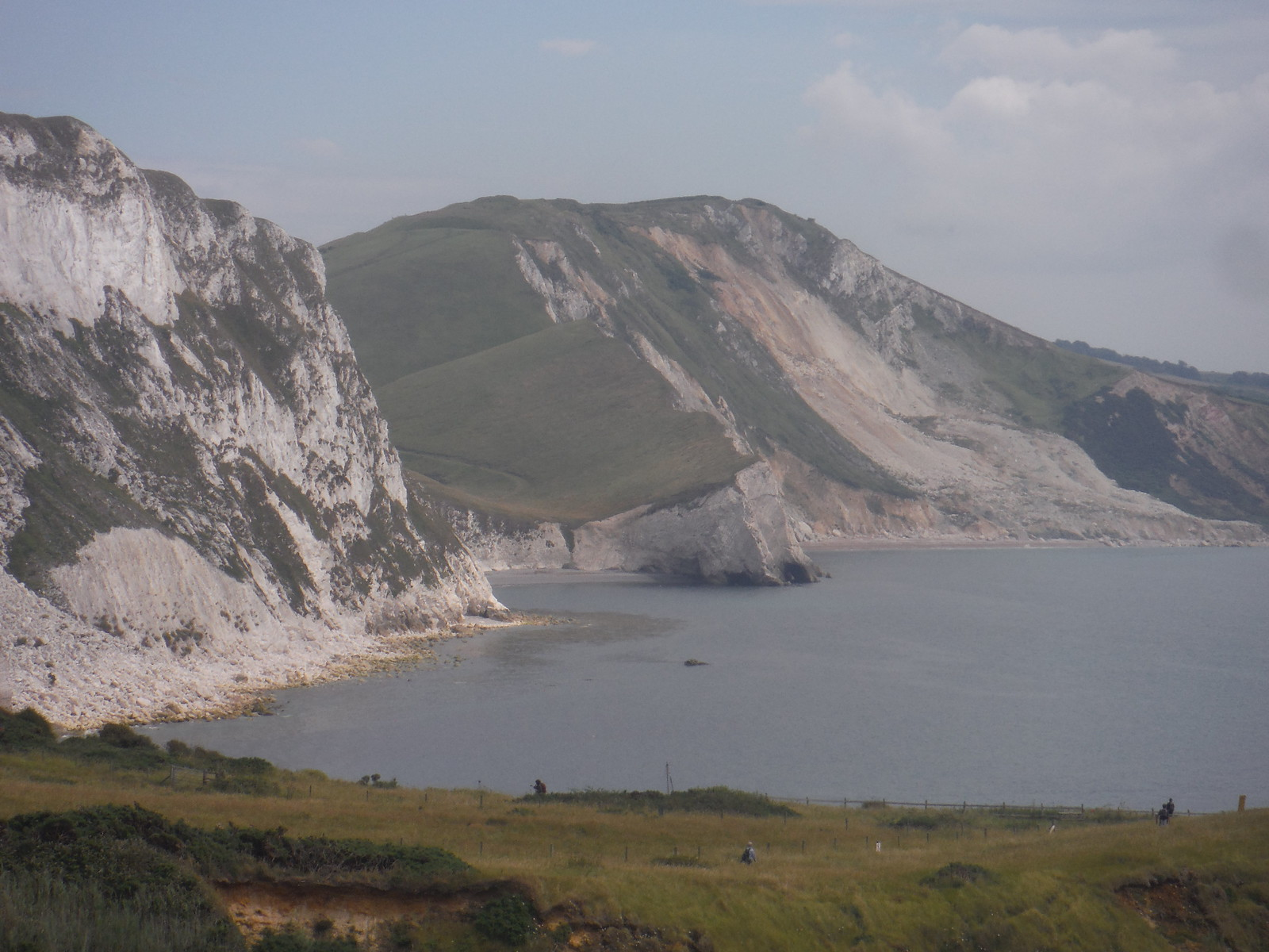 Rings Hill and Arish Mell, from near Mupe Bay SWC Walk 54 - Lulworth Cove Circular (via Tyneham and Durdle Door)