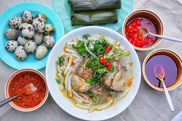 Phượt Đà Nẵng - Top 10 quán bánh canh ăn là thích mê 22