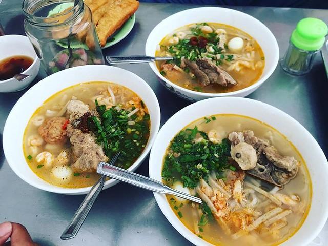 Phượt Đà Nẵng - Top 10 quán bánh canh ăn là thích mê 20