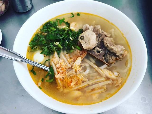 Phượt Đà Nẵng - Top 10 quán bánh canh ăn là thích mê 19