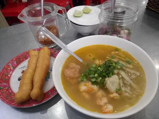 Phượt Đà Nẵng - Top 10 quán bánh canh ăn là thích mê 18