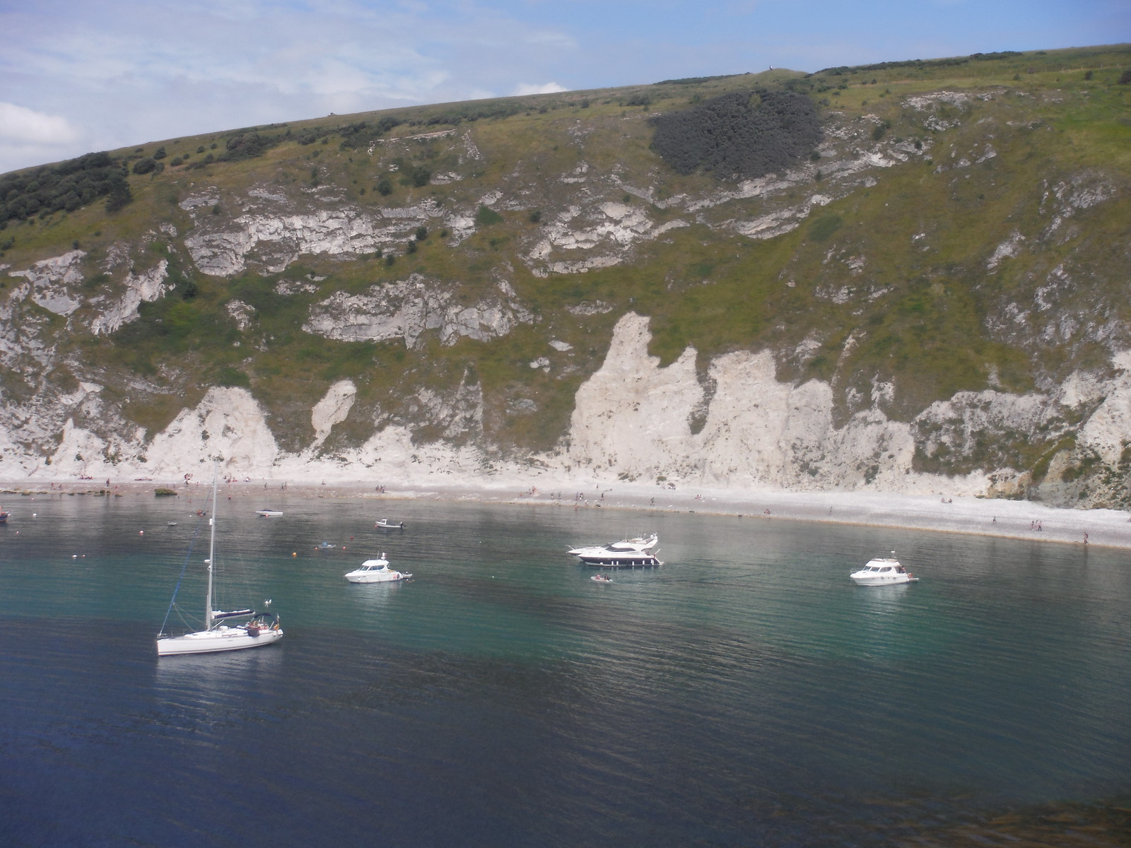 Lulworth Cove SWC Walk 54 - Lulworth Cove Circular (via Tyneham and Durdle Door)