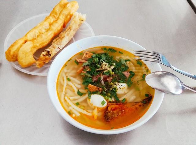 Phượt Đà Nẵng - Top 10 quán bánh canh ăn là thích mê 7