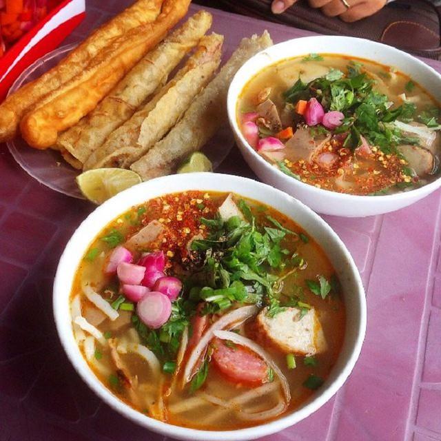 Phượt Đà Nẵng - Top 10 quán bánh canh ăn là thích mê 6