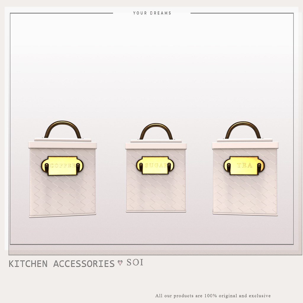 {YD} Kitchen Acessories