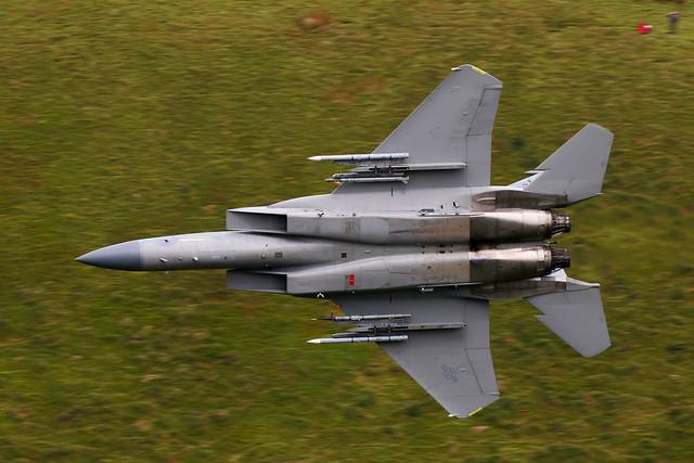 USAF F-15C Strike Eagle 86-0159