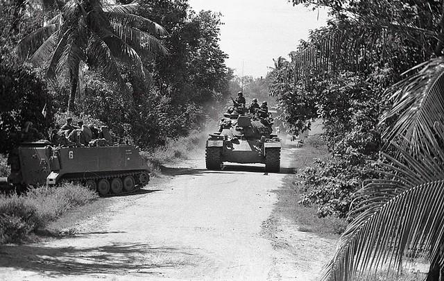 M113 apc and M48 ,