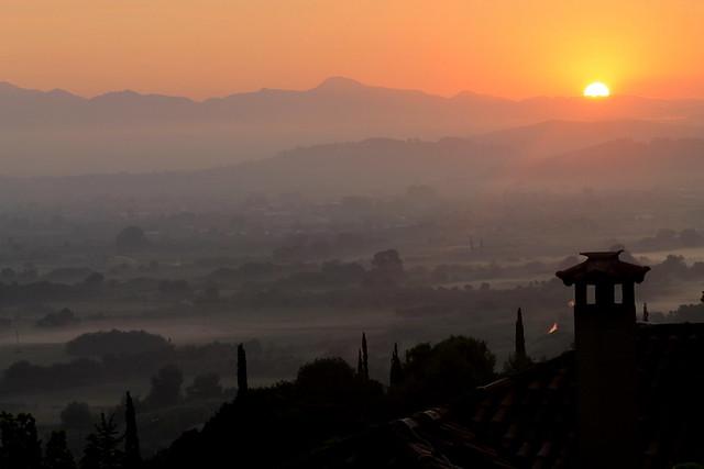 Νωρίς το πρωί-Early morning-Früher Morgen