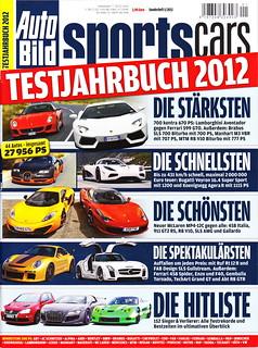Auto Bild Sportscars - Sonderheft