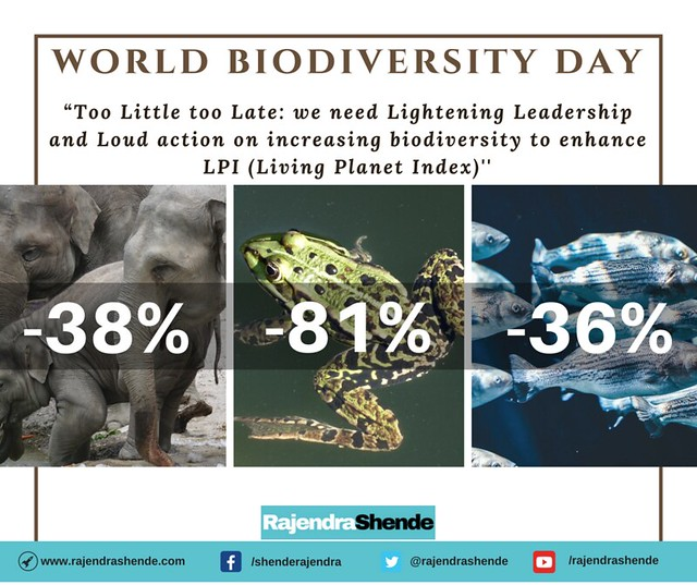 world biodiversity day