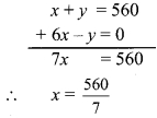 Maharashtra Board Class 9 Maths Solutions Chapter 5 Linear Equations in Two Variables Practice Set 5.2 8
