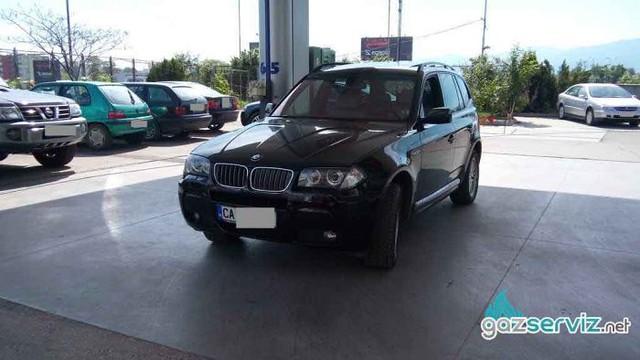 BMW X3 с газов инжекцион BARDOLINI - софия - газ сервиз