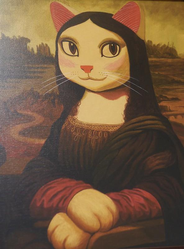 貓.美術館