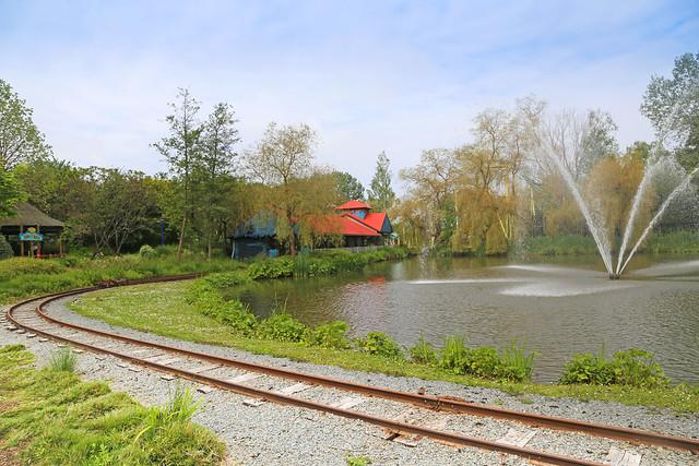 Tracks of the Past - Walibi Belgium (Belgium)