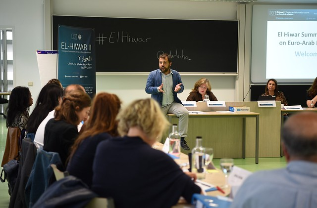 El-Hiwar Summer School on Euro-Arab Relations (15-19 July 2019)