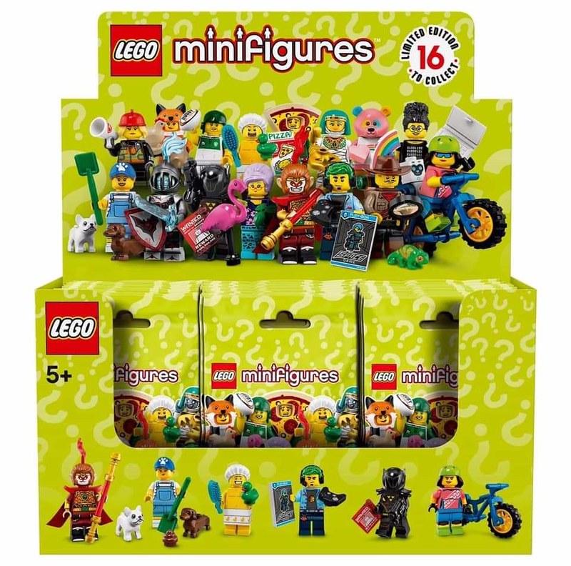 LEGO Minifigures S19 Box