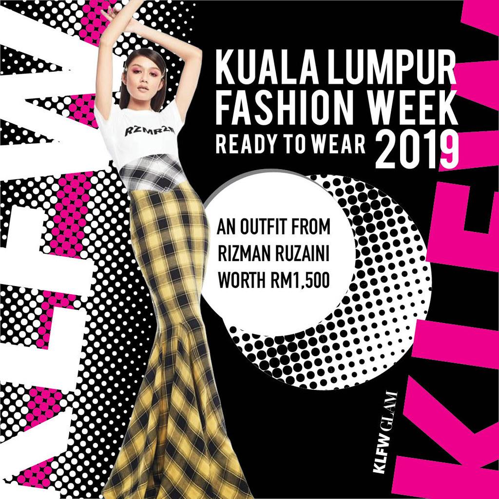 Kuala Lumpur Fashion Week Ready To Wear 2019