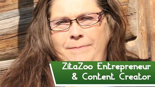 ZitaZoo Entrepreneur and Content Creator