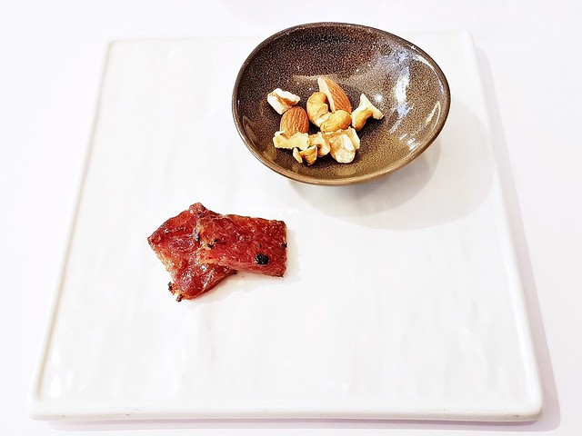 Bak Kwa Minced Pork & Mixed Chopped Nuts