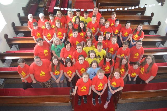 Cross-community youth work in Garvagh