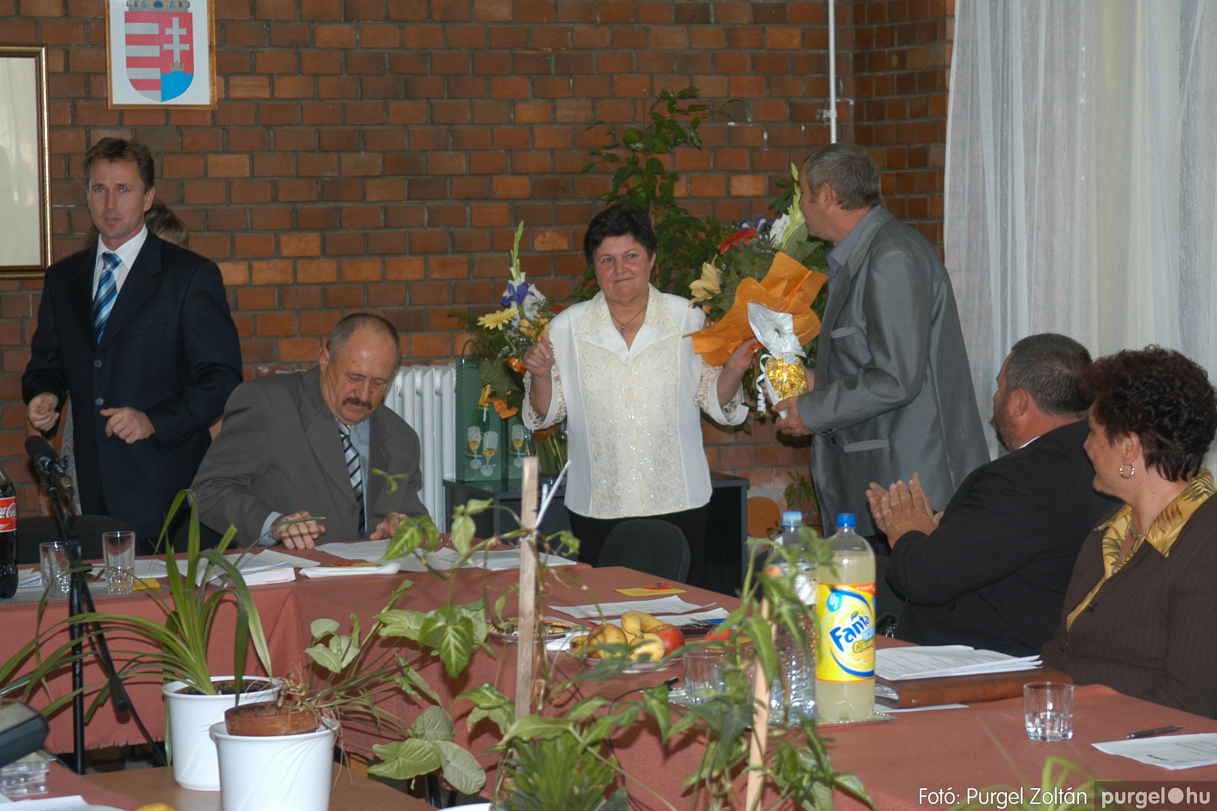 2006.10.12. 032 Képviselő-testület alakuló ülése - Fotó:PURGEL ZOLTÁN© DSC_0158q.jpg