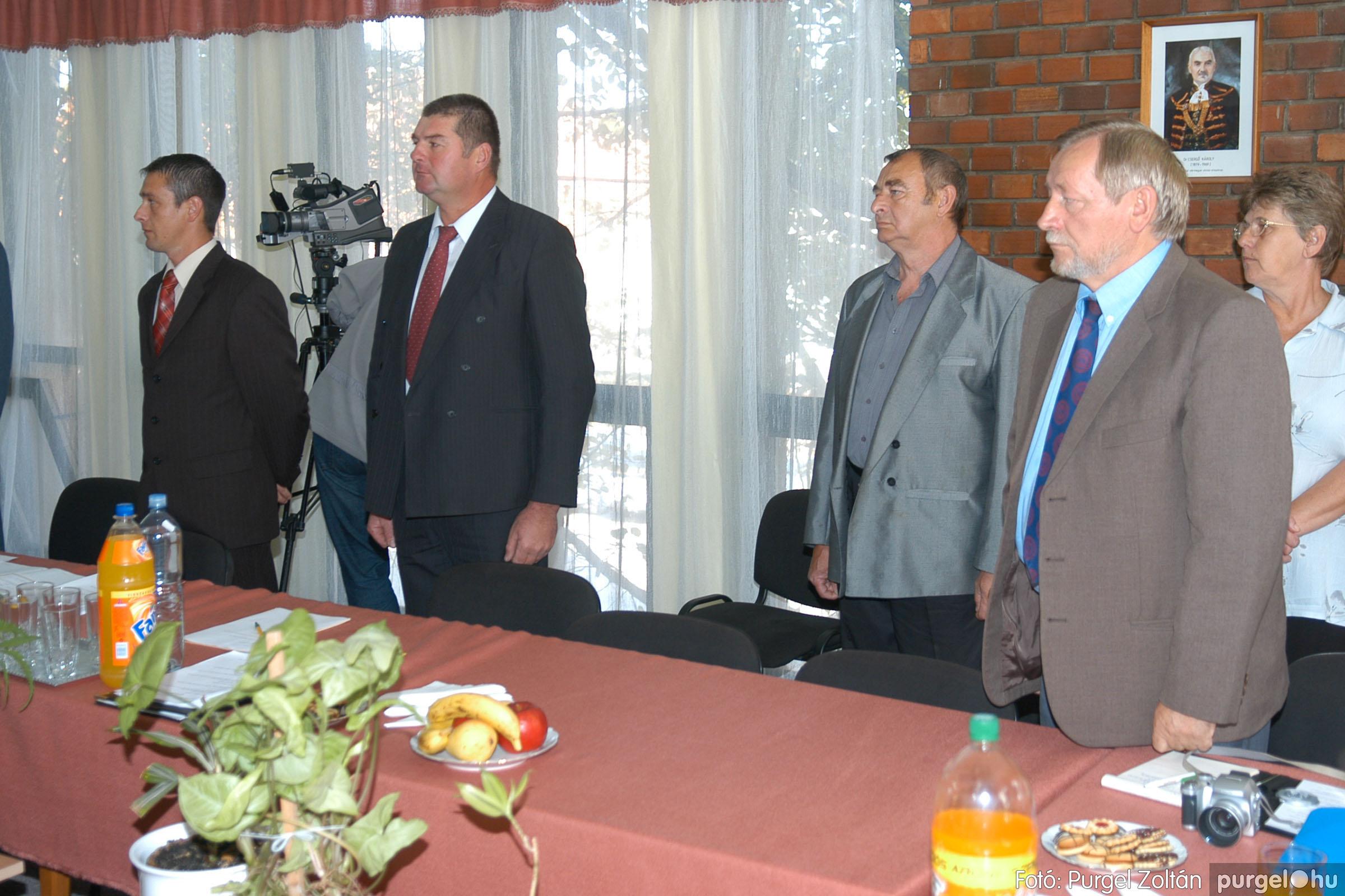 2006.10.12. 020 Képviselő-testület alakuló ülése - Fotó:PURGEL ZOLTÁN© DSC_0143q.jpg