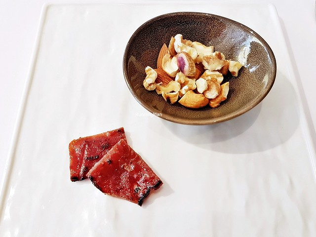 Bak Kwa Sliced Pork & Mixed Chopped Nuts
