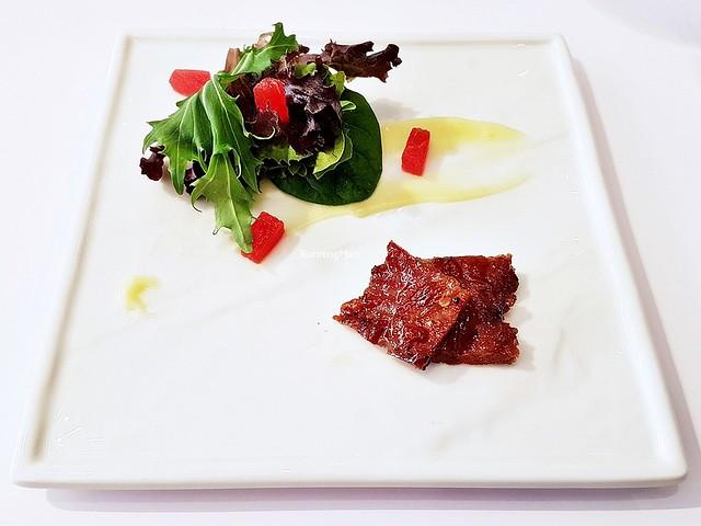Bak Kwa Gourmet Fusion & Salad