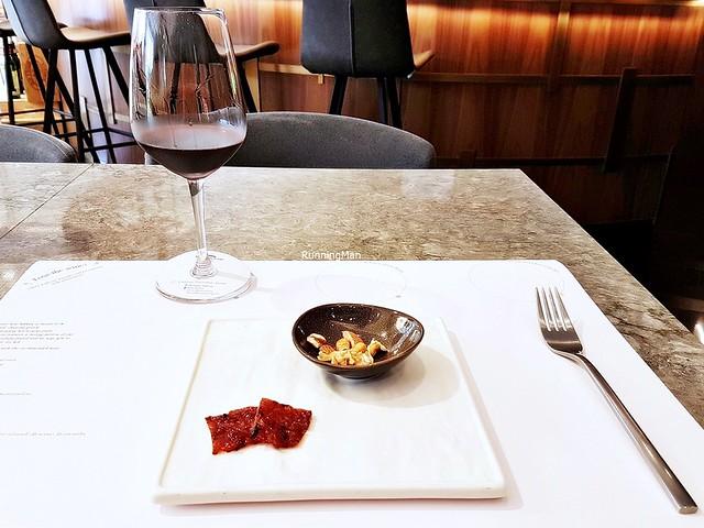 Bak Kwa & Wine Pairing