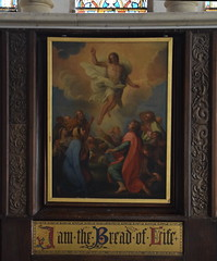 reredos: I am the bread of life