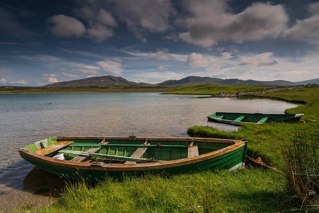 Loch Caladail ..