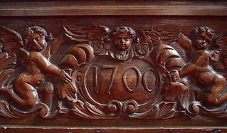 1700 (altar rails)