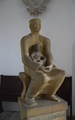 Madonna and Child (Henry Moore, 1948)