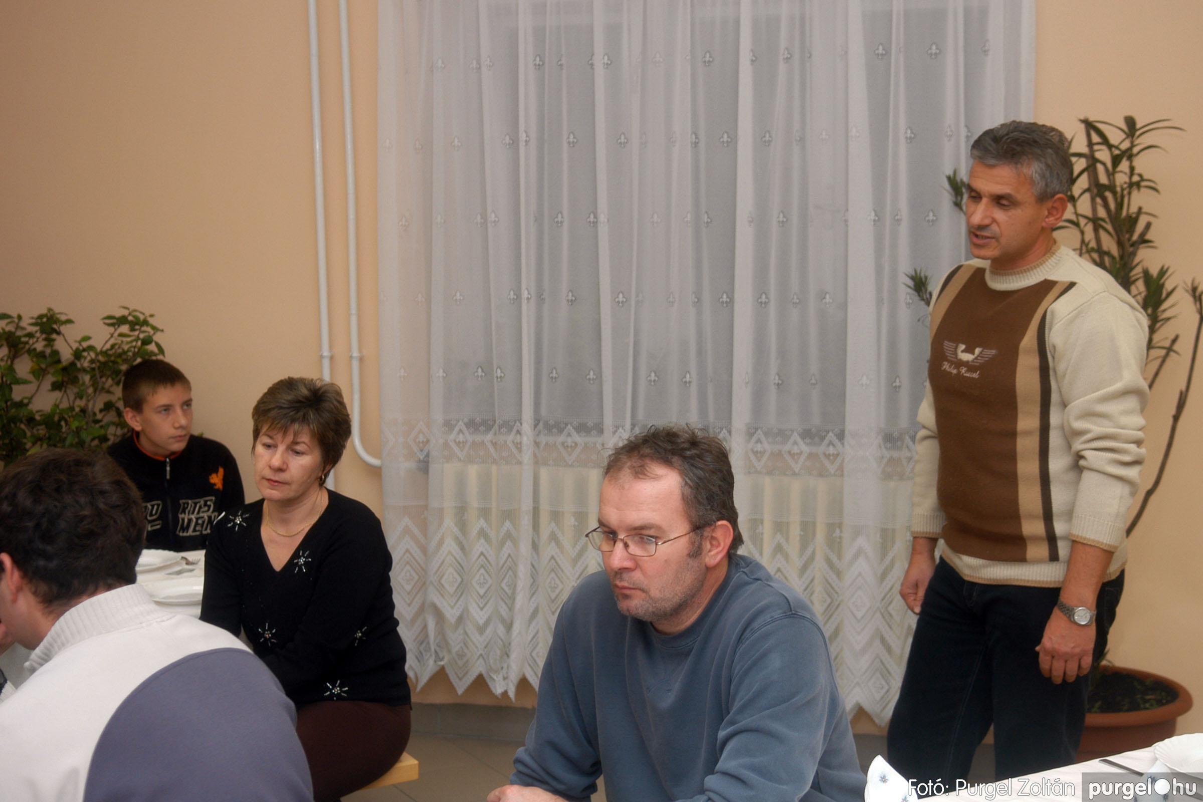 2006.12.16. 004 Évzáró a Szegvári Tekézők Sportegyesületnél - Fotó:PURGEL ZOLTÁN© DSC_0178q.jpg