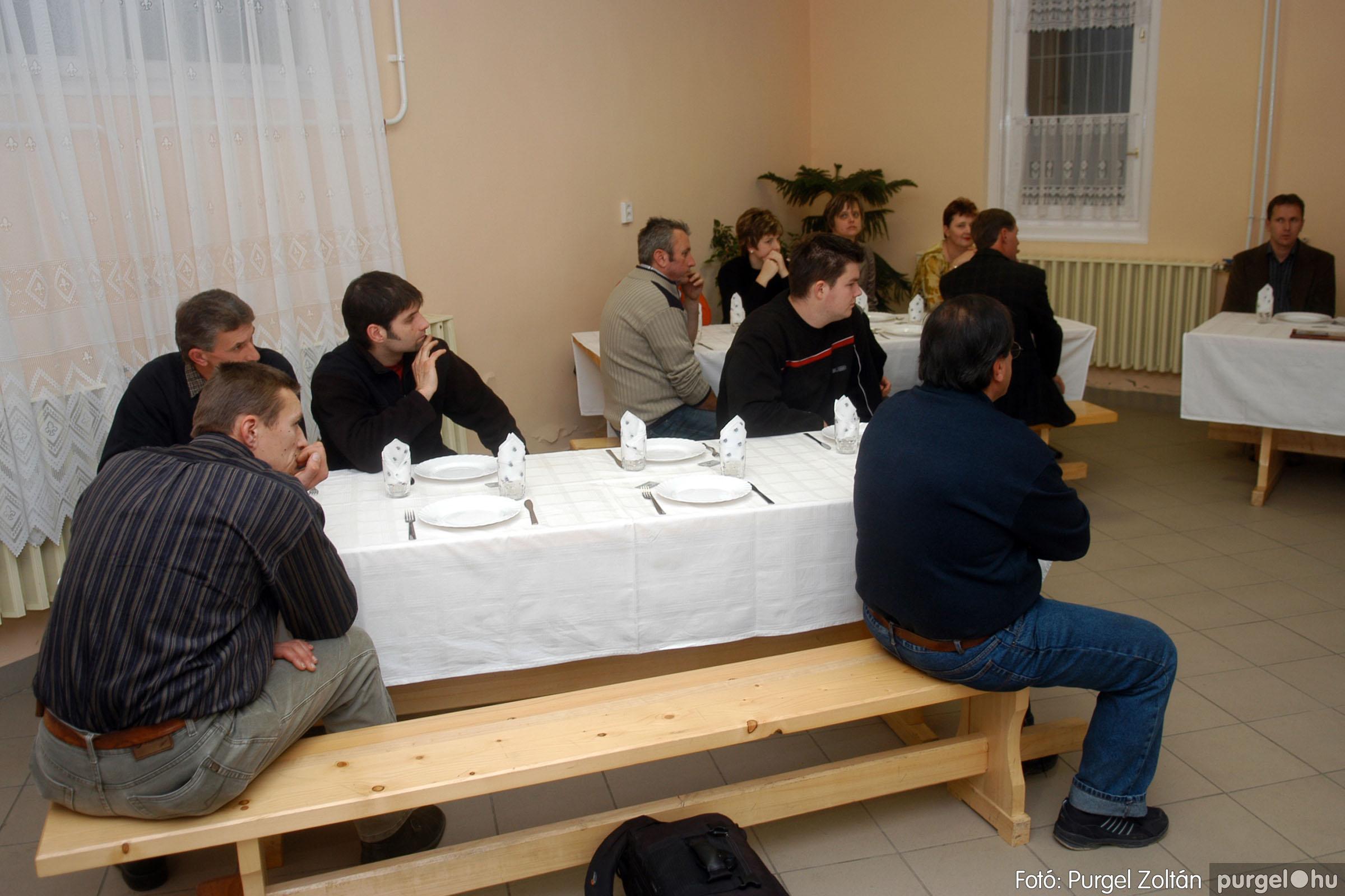 2006.12.16. 003 Évzáró a Szegvári Tekézők Sportegyesületnél - Fotó:PURGEL ZOLTÁN© DSC_0177q.jpg