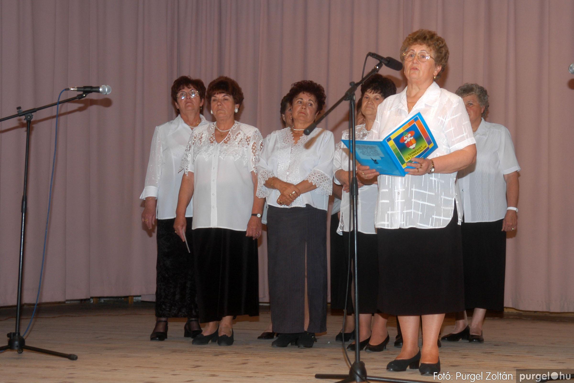 2006.11.25. 017 Szép Öregkor Nyugdíjas Klub bál - Fotó:PURGEL ZOLTÁN© DSC_0322q.jpg