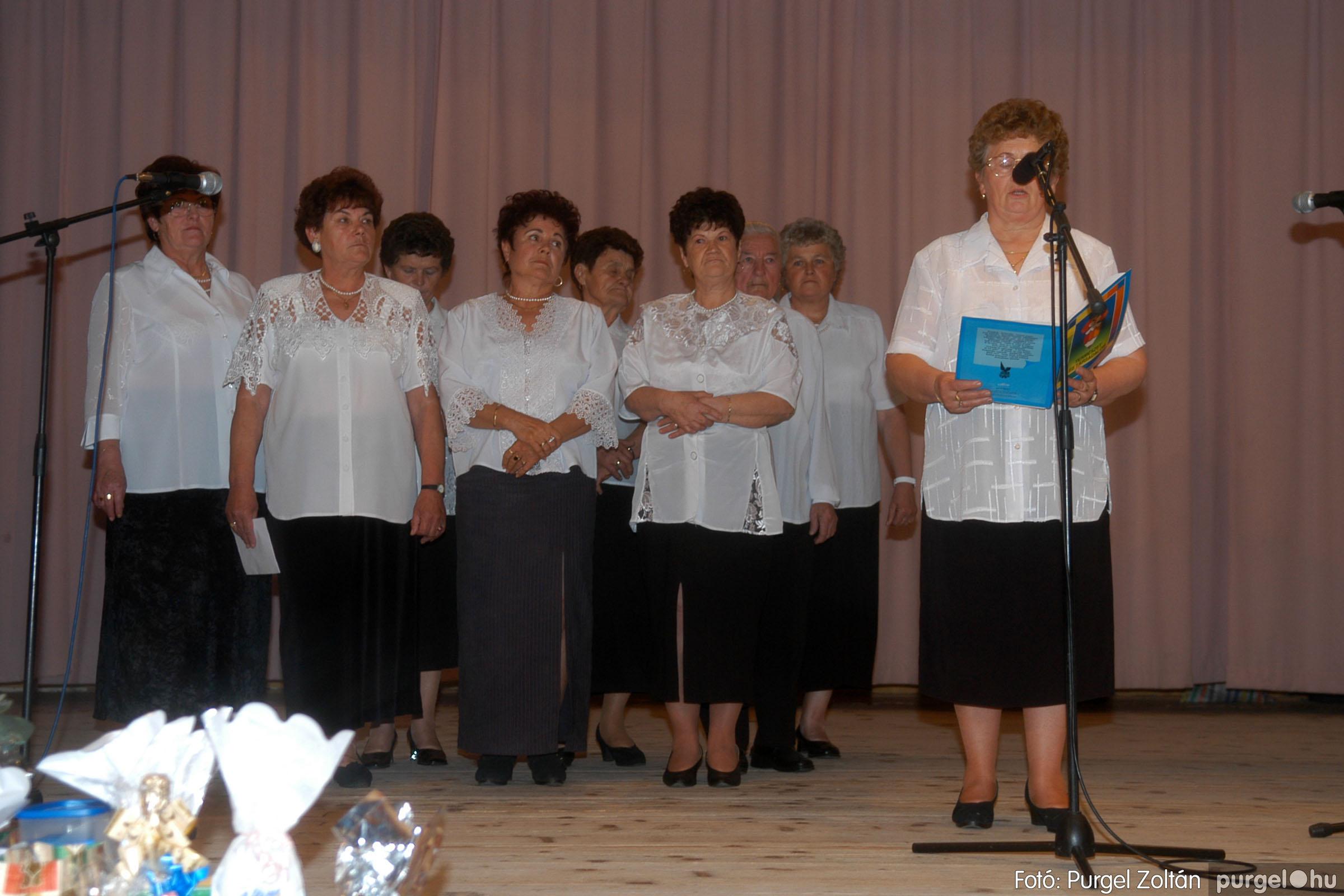 2006.11.25. 016 Szép Öregkor Nyugdíjas Klub bál - Fotó:PURGEL ZOLTÁN© DSC_0321q.jpg