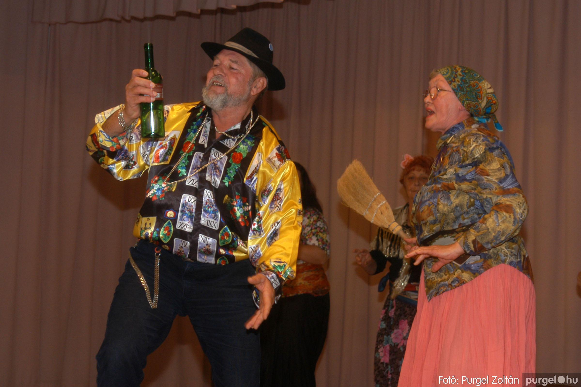 2006.11.25. 009 Szép Öregkor Nyugdíjas Klub bál - Fotó:PURGEL ZOLTÁN© DSC_0314q.jpg