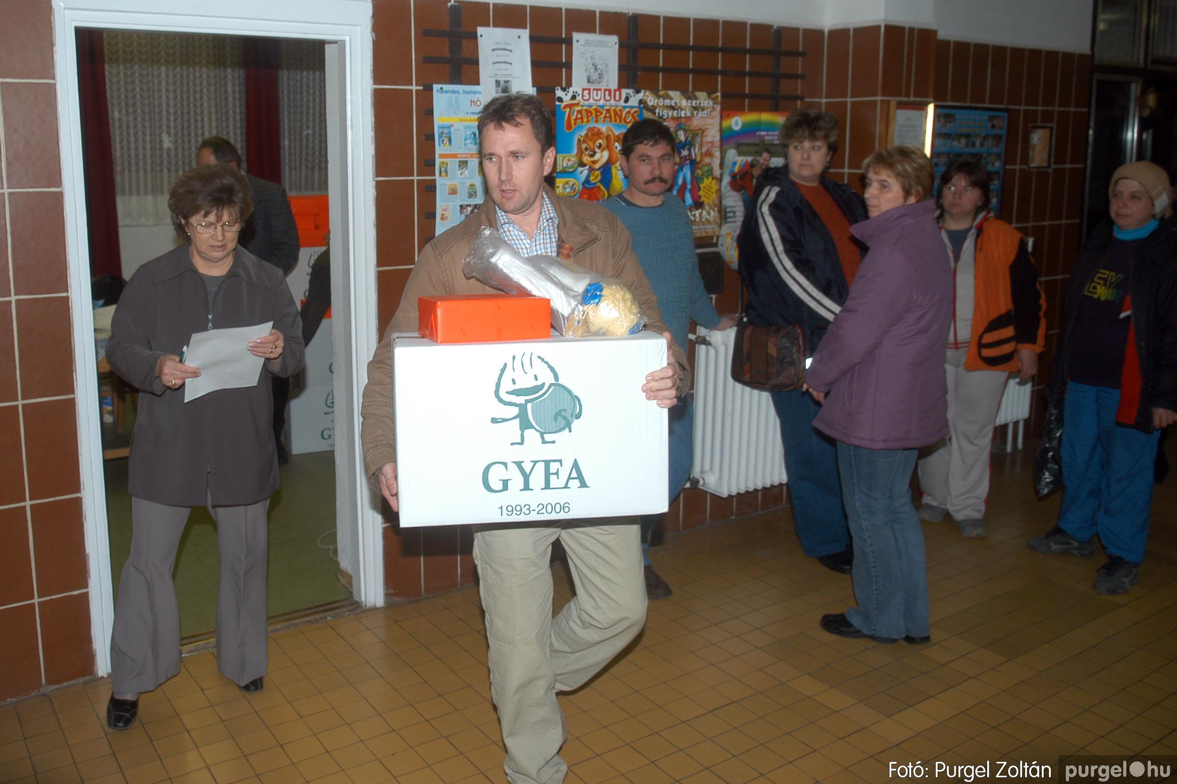 2006.12.21. 006 Gyermekélelmezési Alapítvány adományátadás - Fotó:PURGEL ZOLTÁN© DSC_0212q.jpg