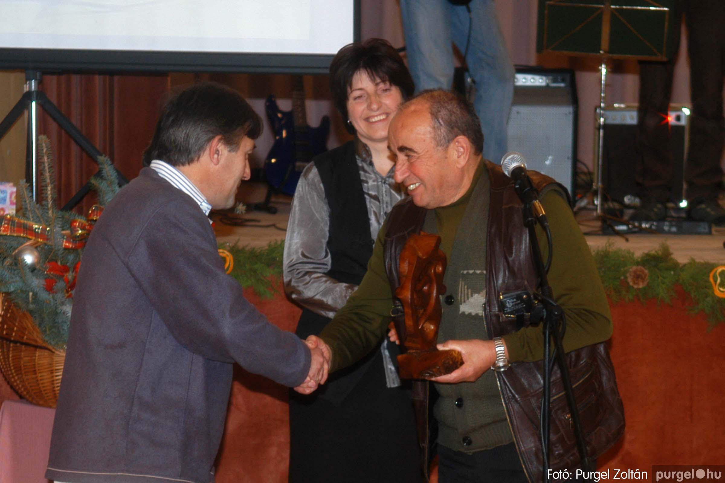 2006.12.22. 018 Kultúrapártolók karácsonya - Fotó:PURGEL ZOLTÁN© DSC_0235q.jpg