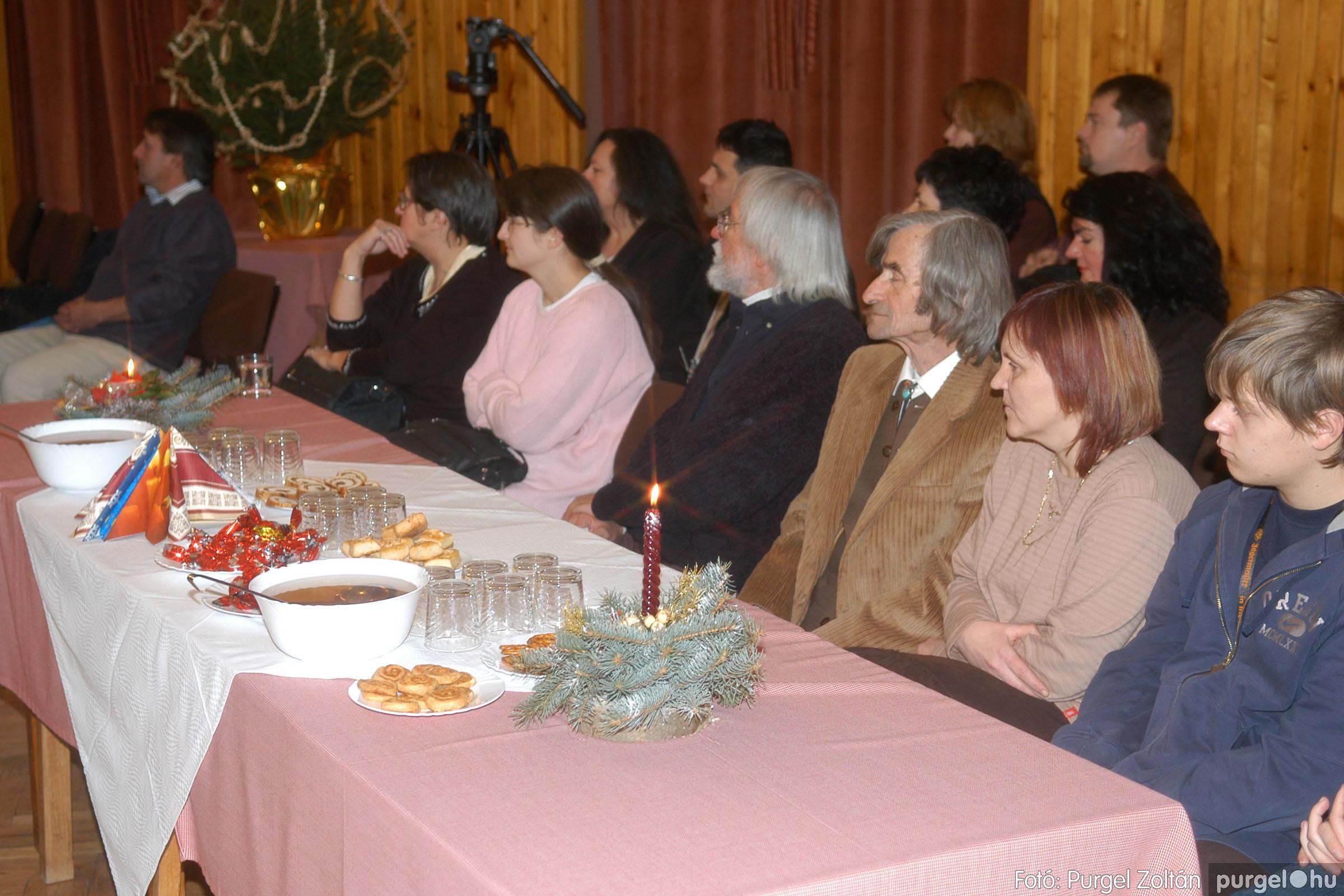 2006.12.22. 007 Kultúrapártolók karácsonya - Fotó:PURGEL ZOLTÁN© DSC_0224q.jpg