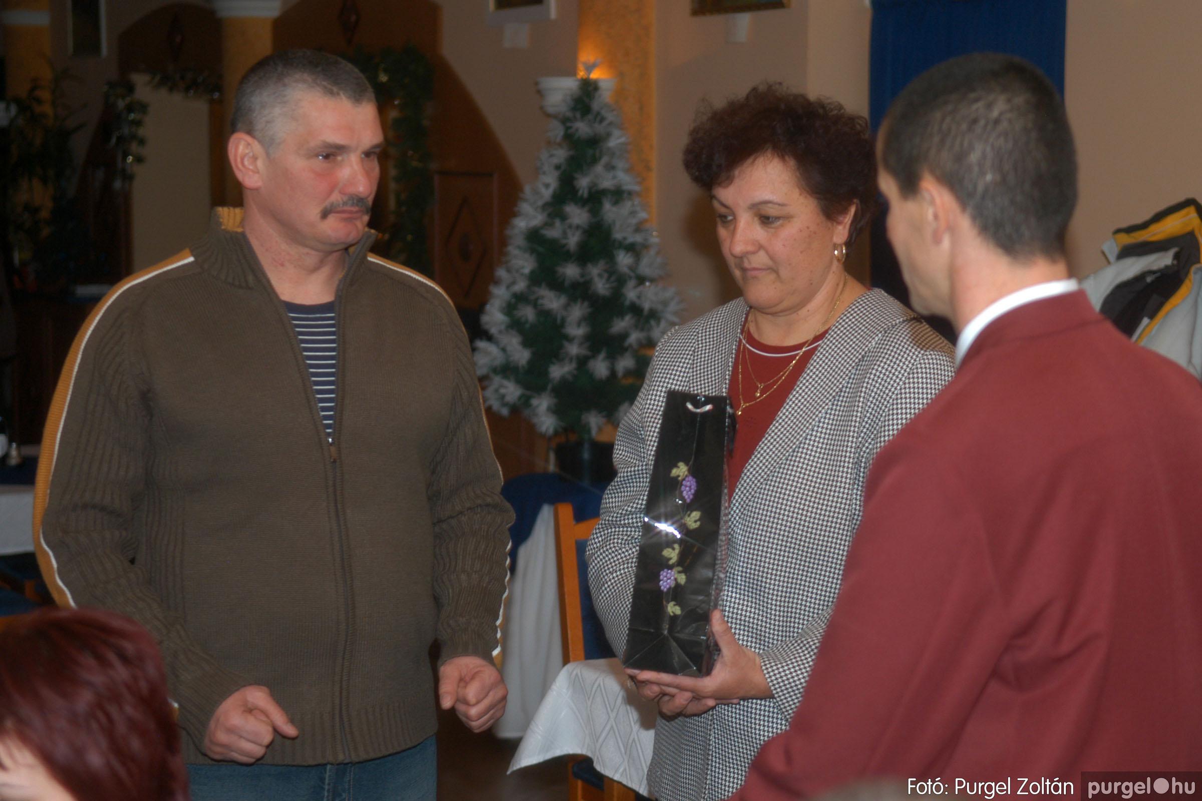 2006.12.30. 023 Szegvári Kyokushin Karate Klub évzáró - Fotó:PURGEL ZOLTÁN© DSC_0027q.jpg