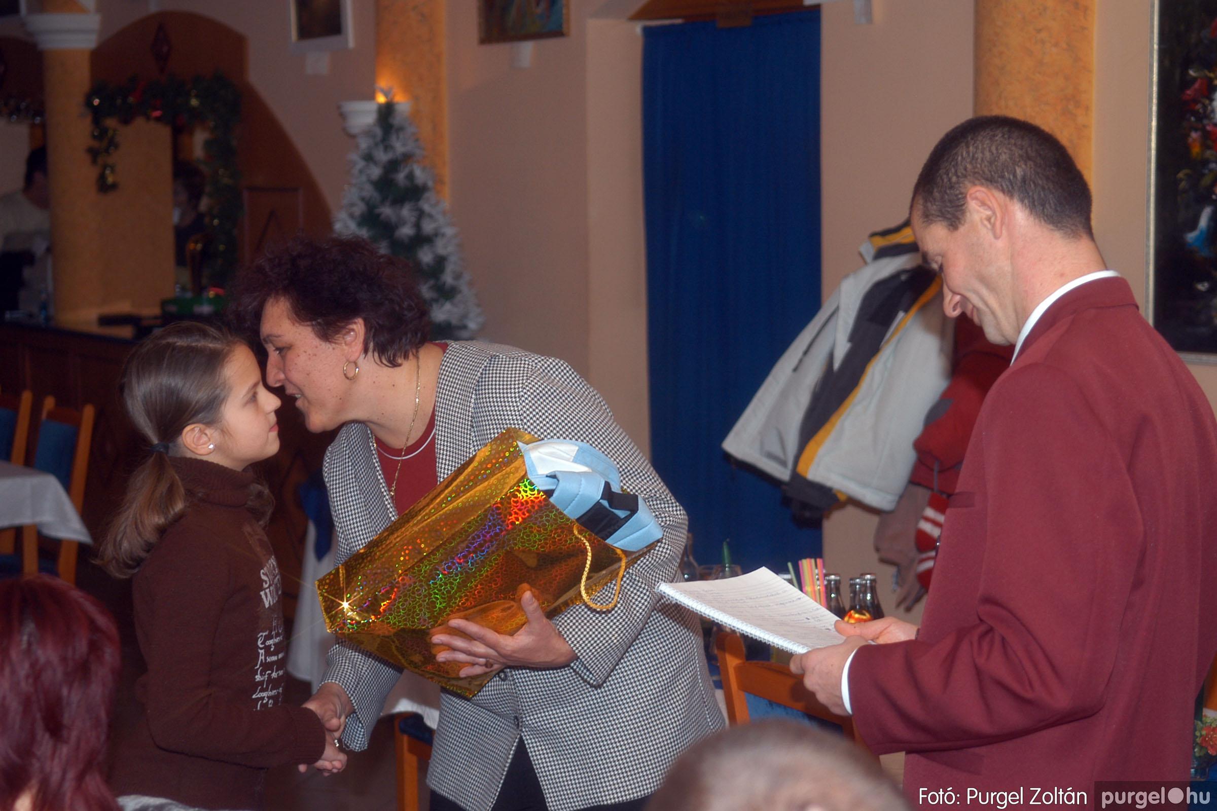 2006.12.30. 017 Szegvári Kyokushin Karate Klub évzáró - Fotó:PURGEL ZOLTÁN© DSC_0017q.jpg