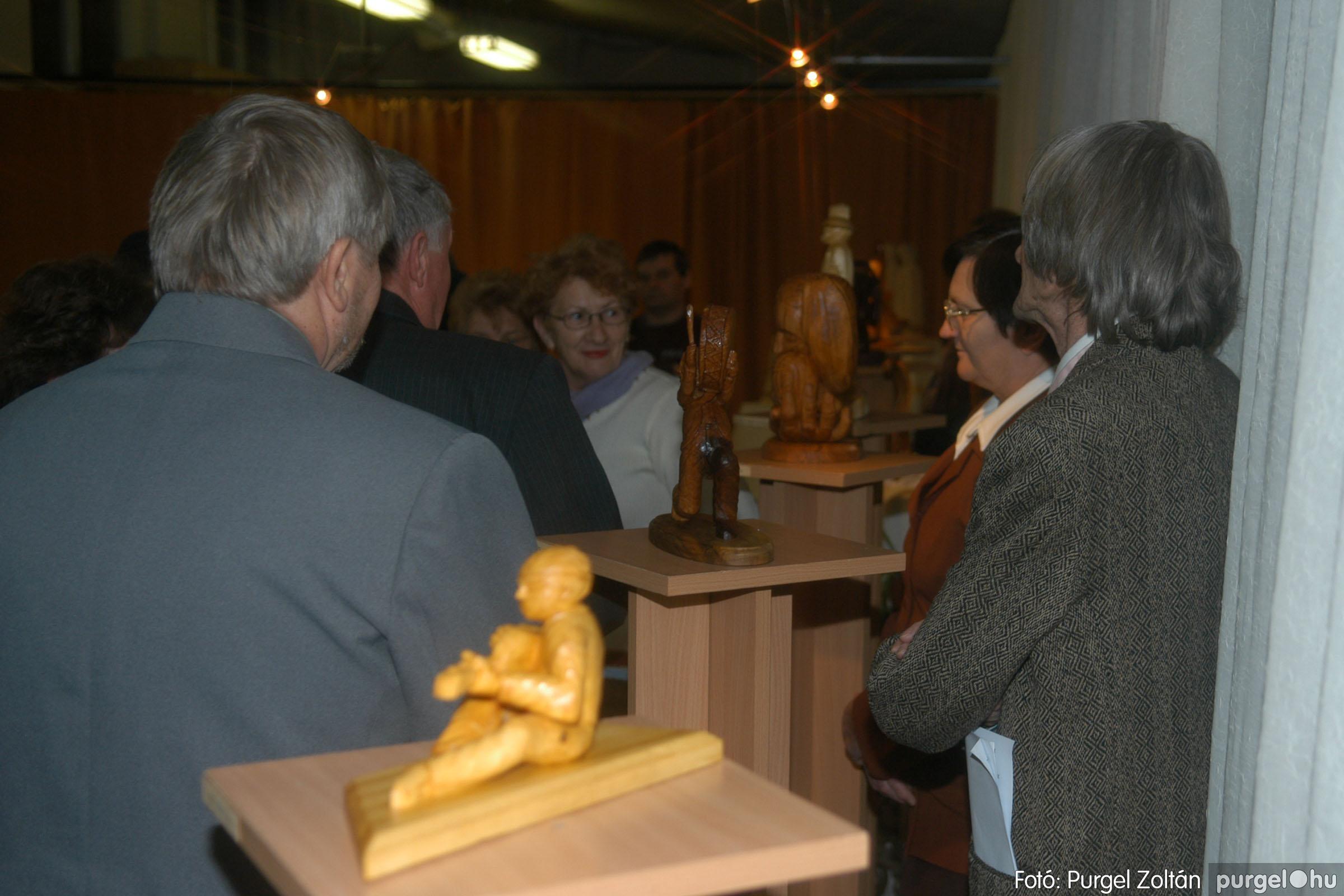 2007.01.16. 001 Én ezt tudom! fából készült alkotások kiállítása - Fotó:PURGEL ZOLTÁN© DSC_0019q.jpg