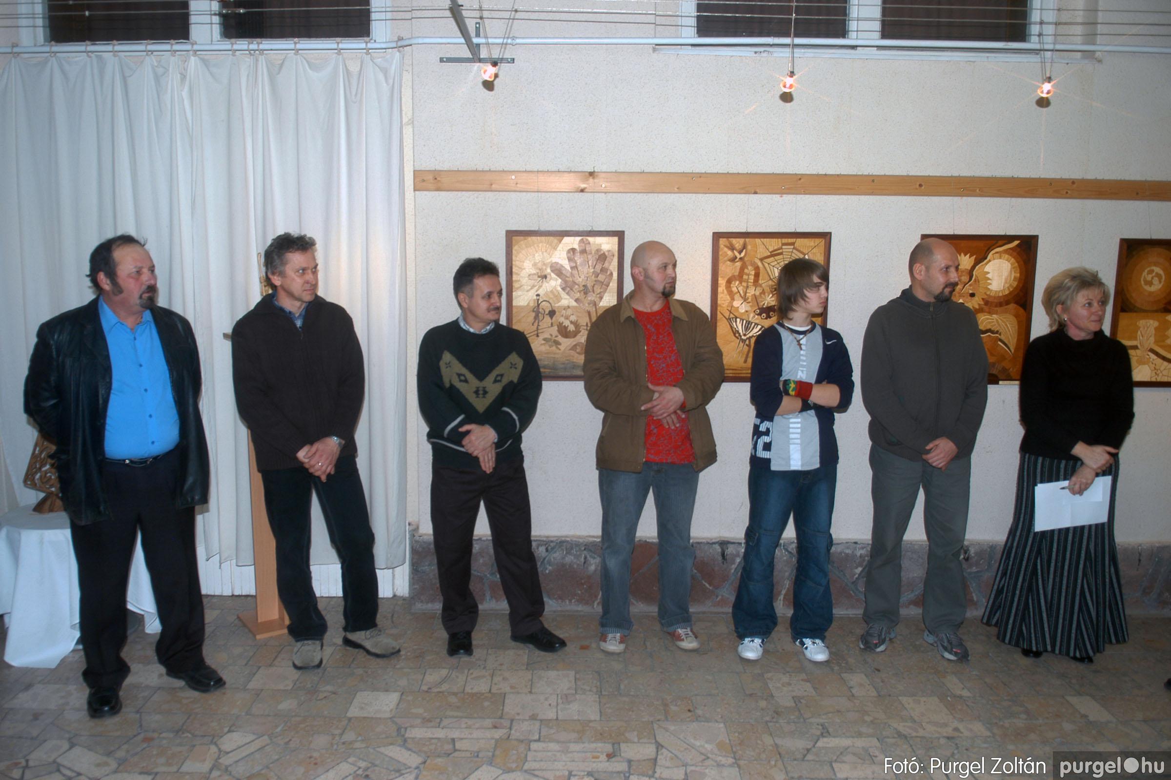 2007.01.16. 003 Én ezt tudom! fából készült alkotások kiállítása - Fotó:PURGEL ZOLTÁN© DSC_0022q.jpg