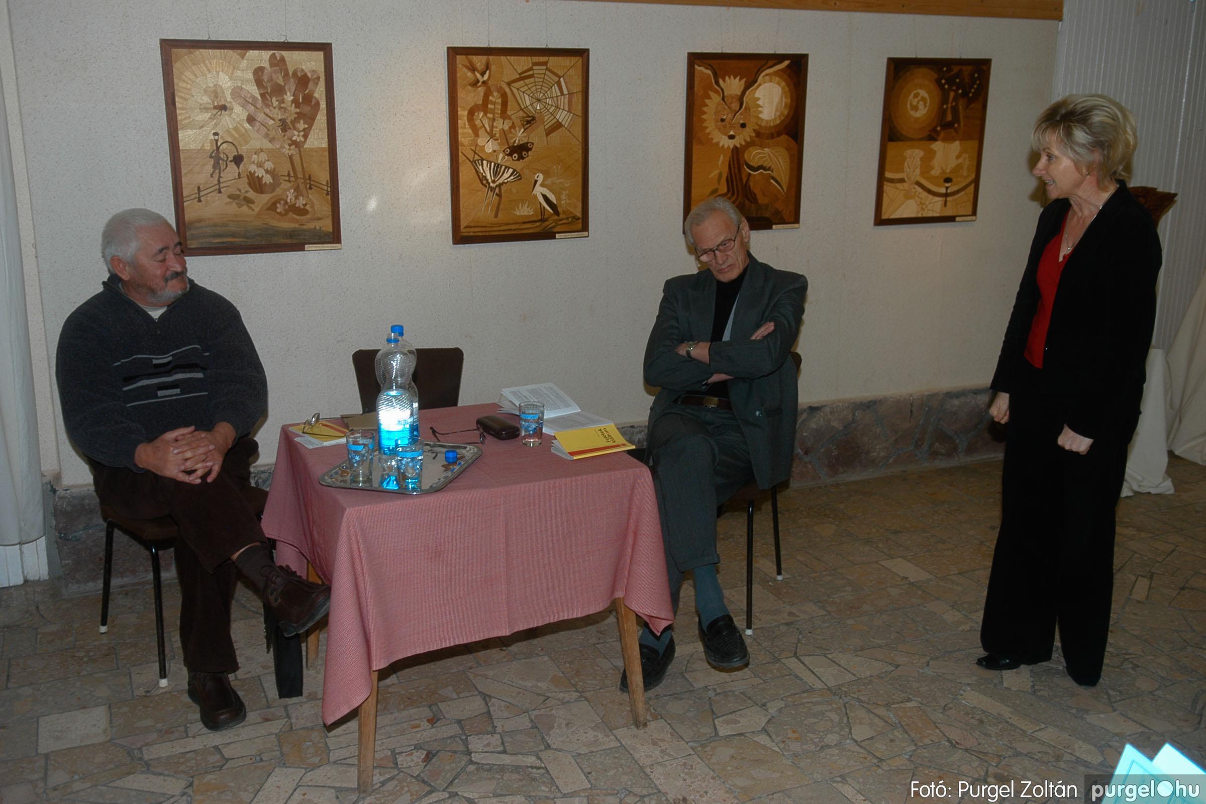 2007.01.21. 008 Ternai László költő bemutatkozása - Fotó:PURGEL ZOLTÁN© DSC_0044q.jpg